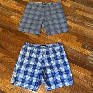 Bundle of 2 Tommy Hilfiger shorts